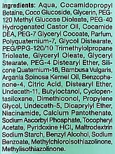 Sulfatfreies Shampoo für coloriertes Haar mit Arganöl und Bambusextrakt - Kallos Cosmetics Lab 35 Shampoo Shulfate-Free — Bild N3
