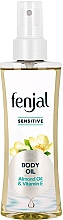 Düfte, Parfümerie und Kosmetik Körperöl mit Mandelöl und Vitamin E - Fenjal Sensitive Body Oil