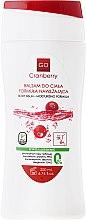 Düfte, Parfümerie und Kosmetik Feuchtigkeitsspendender Körperbalsam - GoCranberry