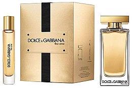 Düfte, Parfümerie und Kosmetik Dolce & Gabbana The One - Duftset (Eau de Toilette 100ml + Eau de Toilette 7.4ml)