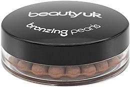 Düfte, Parfümerie und Kosmetik Bronzierende Puderperlen für das Gesicht - Beauty UK Bronzing Pearls