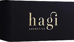 Düfte, Parfümerie und Kosmetik Körperpflegeset - Hagi Cosmetics Momenty (Körperöl 100ml + Körperbutter 100ml)