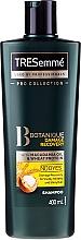 Düfte, Parfümerie und Kosmetik Regenerierendes Shampoo mit Macadamiaöl und Weizenprotein für stapaziertes Haar - Tresemme Botanique Damage Recovery With Macadamia Oil & Wheat Protein Shampoo
