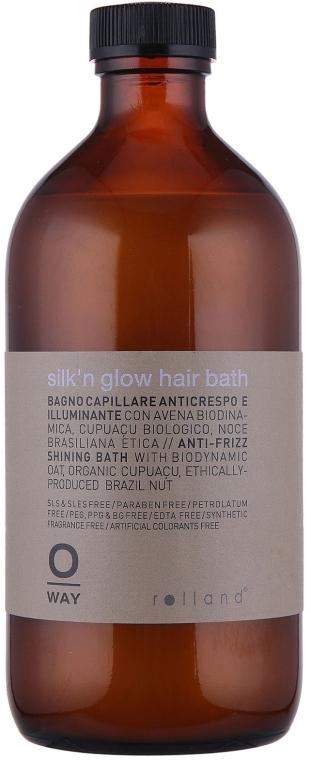 Anti-Frizz Shampoo - Rolland Oway Sun — Bild N1