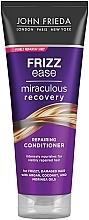 Düfte, Parfümerie und Kosmetik Regenerierende Haarspülung für geschädigtes Haar - John Frieda Frizz Ease Miraculous Recovery Conditioner