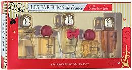 Düfte, Parfümerie und Kosmetik Charrier Parfums Collection Luxe - Duftset (Eau de Parfum 9.4ml + Eau de Parfum 9.3ml + Eau de Parfum 12ml + Eau de Parfum 8.5ml + Eau de Parfum 9.5ml)
