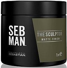 Düfte, Parfümerie und Kosmetik Haarpaste für ein mattes Finish - Sebastian Professional SEB MAN The Sculptor