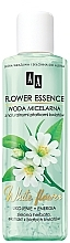 Düfte, Parfümerie und Kosmetik Mizellenwasser mit natürlichen Blütenblättern - AA Flower Essence Micellar Water