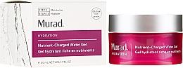 Düfte, Parfümerie und Kosmetik Feuchtigkeitsspendendes Gesichtsgel mit Peptiden, Vitaminen und Mineralien - Murad Hydration Nutrient Charged Water Gel