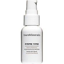 Düfte, Parfümerie und Kosmetik Gesichtsprimer - Bare Escentuals Bare Minerals Prime Time Brightening Foundation Primer