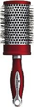 Düfte, Parfümerie und Kosmetik Exclusive Rundbürste XL burgunderrot 62049-01 - Top Choice
