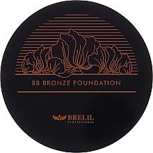 Düfte, Parfümerie und Kosmetik Foundation mit Bronze-Effekt - Brelil Professional BB Bronze Foundation