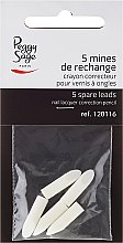 Düfte, Parfümerie und Kosmetik Korrekturstift für Nagellack - Peggy Sage Nail Lacquer Correction Pencil