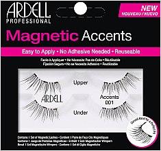 Düfte, Parfümerie und Kosmetik Magnetische Wimpern - Ardell Magnetic Lashes Accents 001
