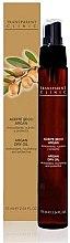 Düfte, Parfümerie und Kosmetik Körperöl-Spray mit Argan - Transparent Clinic Argan Dry Oil in Spray