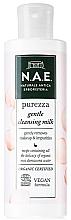 Düfte, Parfümerie und Kosmetik Sanfte Gesichtsreinigungsmilch zum Abschminken - N.A.E. Purezza Gentle Cleansing Milk