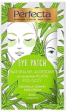 Düfte, Parfümerie und Kosmetik Augenpatches gegen Müdigkeit mit Aloe und Vitaminen - Perfecta Eye Patch Aloe & Vitamins