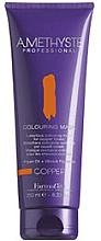 Düfte, Parfümerie und Kosmetik Tönungsmaske für Kupfernuancen - FarmaVita Amethyste Colouring Mask Copper
