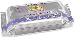 Düfte, Parfümerie und Kosmetik Marseiller Seife mit Lavendelblüten - Ma Provence Marseille Soap Lavande