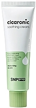 Düfte, Parfümerie und Kosmetik Feuchtigkeitsspendende beruhigende und nährende Gesichtscreme für trockene Haut - SNP Prep Soothing Cream