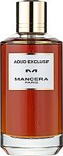 Düfte, Parfümerie und Kosmetik Mancera Aoud Exclusif - Eau De Parfum