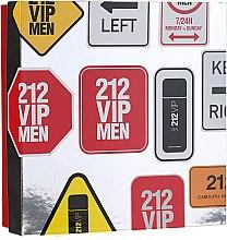 Düfte, Parfümerie und Kosmetik Carolina Herrera 212 VIP Men - Eau de Toilette (Eau de Toilette 100 ml + Duschgel 100 ml)