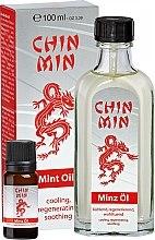 Düfte, Parfümerie und Kosmetik Kühlendes, regenerierendes und wohltuendes Minzöl für den Körper - Styx Naturcosmetic Chin Min Minz Oil (Mini)