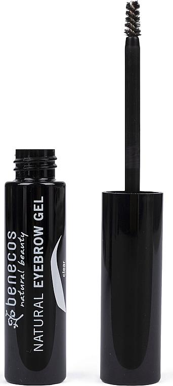 Augenbrauengel - Benecos Natural Eyebrow Gel