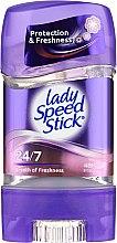 """Düfte, Parfümerie und Kosmetik Deo-Stick """"Frische Fusion"""" - Lady Speed Stick Breath of Freshness Antiperspirant Deodorant Gel Stick Women"""