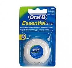 Düfte, Parfümerie und Kosmetik Zahnseide ungewachst 50 m - Oral-B Essential Floss