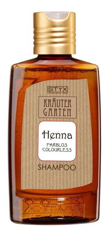 Shampoo mit farblosem Henna-Extrakt - Styx Naturcosmetic Shampoo — Bild N1