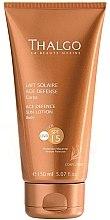 Düfte, Parfümerie und Kosmetik Anti-Aging Sonnenschutzlotion für den Körper SPF 15 - Thalgo Age Defence Sun Lotion SPF 15