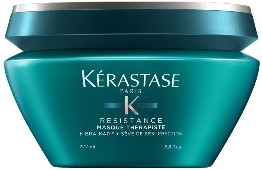 Haarmaske für stark strapaziertes Haar - Kerastase Resistance Therapiste Masque — Bild N1