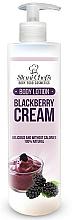 Düfte, Parfümerie und Kosmetik Körperlotion Brombeercreme - Stani Chef's Blackberry Cream Body Lotion