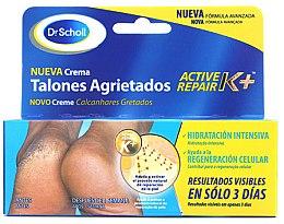 Düfte, Parfümerie und Kosmetik Regenerierende Fußcreme für rissige Fersen - Scholl Active Repair Regenerating Cream