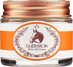 Düfte, Parfümerie und Kosmetik Feuchtigkeitsspendende und aufhellende Anti-Falten Gesichtscreme mit Pferdeöl - Guerisson 9 Complex Cream