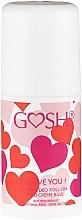 Düfte, Parfümerie und Kosmetik Roll-on Deodorant - Gosh I Love You Deo Roll-On