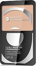 Düfte, Parfümerie und Kosmetik Hypoallergene mattieredne Foundation 5in1 - Bell Hypoallergenic Make-up Fondation SPF 25