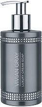 Düfte, Parfümerie und Kosmetik Flüssige Cremeseife - Vivian Gray Grey Crystals Luxury Cream Soap