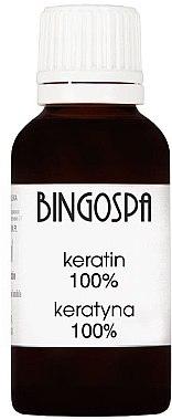 Keratin 100% für Haar und Nägel - BingoSpa Keratin 100%