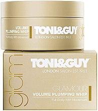 Düfte, Parfümerie und Kosmetik Fixierende Haarpaste für mehr Volumen - Toni & Guy Glamour Volume Plumping Whip
