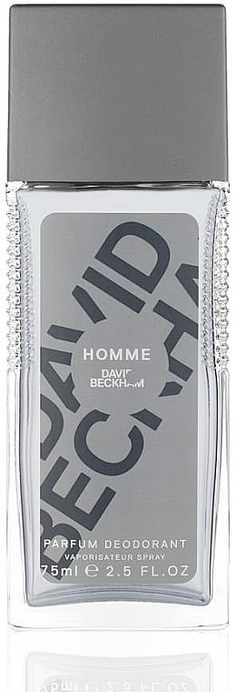 David Beckham David Beckham Homme - Parfümiertes Körperspray