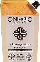 Düfte, Parfümerie und Kosmetik Hypoallergenes Duschgel - Only Bio Fitosterol Shower Gel (Doypack)