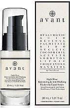 Düfte, Parfümerie und Kosmetik Antioxidatives Gesichtsserum mit Lipon- und Hyaluronsäure - Avant 8 Hour Anti-Oxidising and Retexturing Hyaluronic Facial Serum
