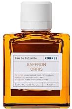 Düfte, Parfümerie und Kosmetik Korres Saffron Orris - Eau de Toilette