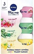 Düfte, Parfümerie und Kosmetik Gesichtspflegeset - Nivea Soft (Creme 50ml + Creme 50ml + Creme 50ml)