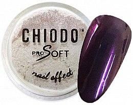 Düfte, Parfümerie und Kosmetik Nagelpuder mit Spiegeleffekt - Chiodo Pro Efekt Galaxy Mirror