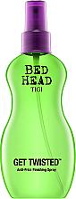 Düfte, Parfümerie und Kosmetik Anti-Frizz Haarspray - Bed Head Get Twisted Anti-Frizz Finishing Spray