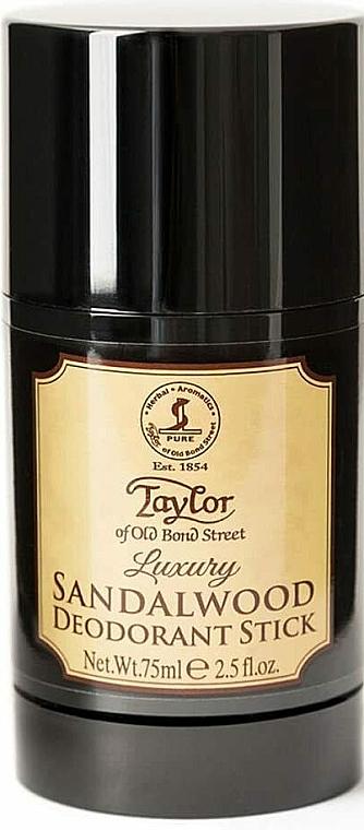 Taylor Of Old Bond Street Sandalwood - Deostick