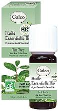 Düfte, Parfümerie und Kosmetik Organisches ätherisches Öl Tee Baum - Galeo Organic Essential Oil Tea Tree